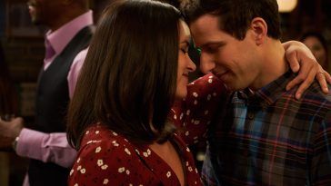 Jake and amy from b99