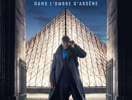 Affiche Lupin Netflix