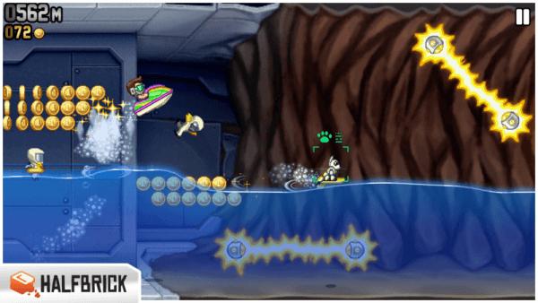 【轉帖/無限金幣】瘋狂噴氣機 Jetpack Joyride v1.9.6 修改版|破解版 - Android 遊戲.應用下載 - 冰楓論壇 - 綜合論壇 ...