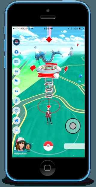 IPHONE 免費POKEMONGO外掛 針對0702更新 Poke++r34 - Pokémon GO 精靈寶可夢 - 冰楓論壇 - 綜合論壇.遊戲攻略.外掛下載 ...