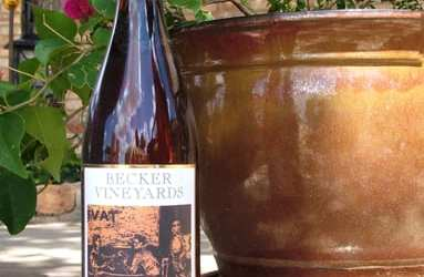Becker Vineyards 2005 Gewurztraminer