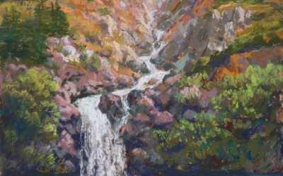 Canadian Waterfall