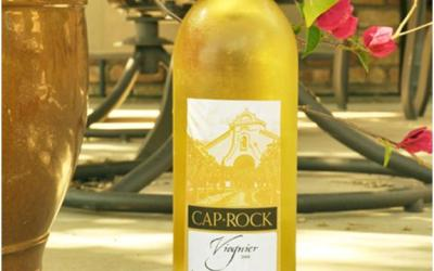 Texas wine made with organically grown grapes