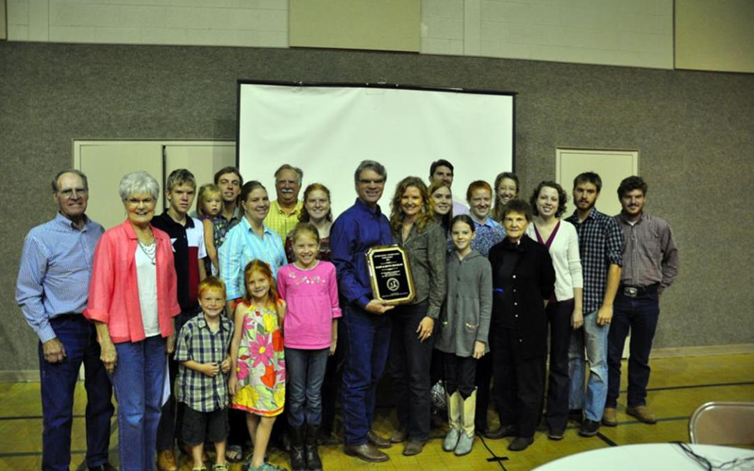 2013 Farm Family of the Year