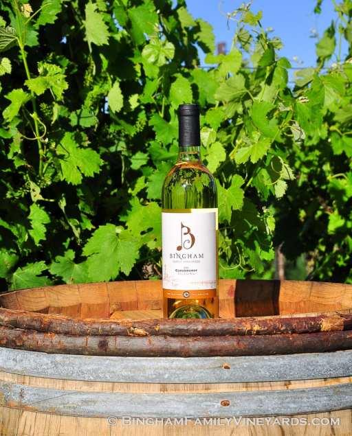 Texas Monthly, Best Texas Wines, 2015, Bingham Family Vineyards, white wine