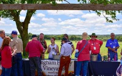 Texas Wine Revolution 2017 – Rosé Wine