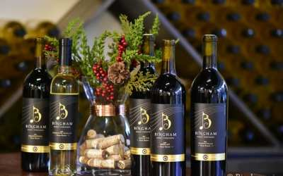 A Sneak Peak at our New Estate Reserve Wines …