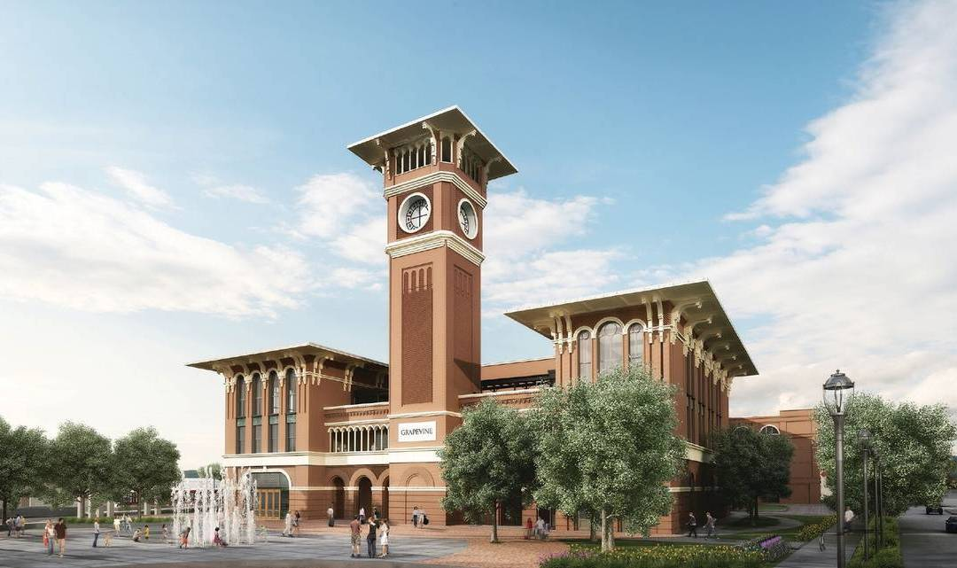 Grapevine, TX: Train station has been long-awaited | Fort Worth Star-Telegram