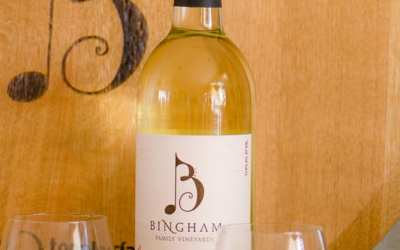 Monthly Wine Club Wine is 2017 Vermentino, a new release