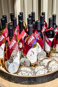 Houston Rodeo Uncorked! Round Up and Best Bites Competition – 2017