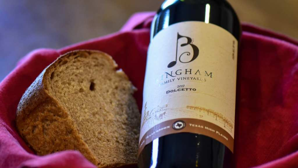 Bingham Family Vineyards 2017 Dolcetto
