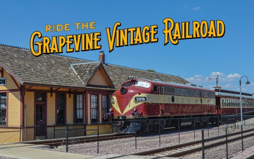 Grapevine Jazz Train