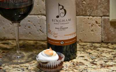 S'more Cupcakes and 2017 Dirt Farmer