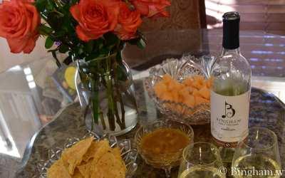Caribbean Style Mango Habanero Hot Sauce and 2018 Trebbiano