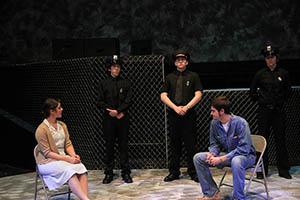 Dead Man Walking was performed at Bingham High School.