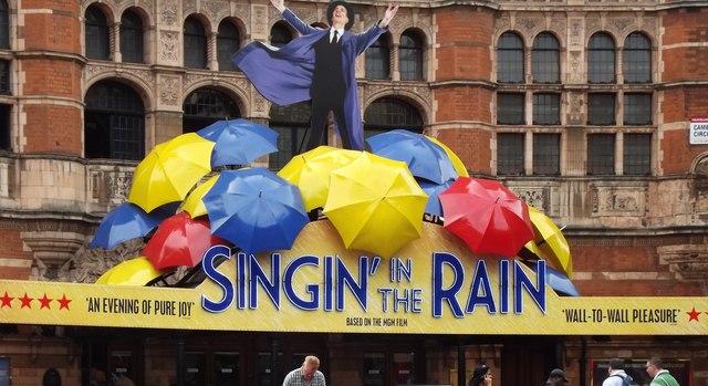 Singin' in the Rain: Bingham's Upcoming Musical