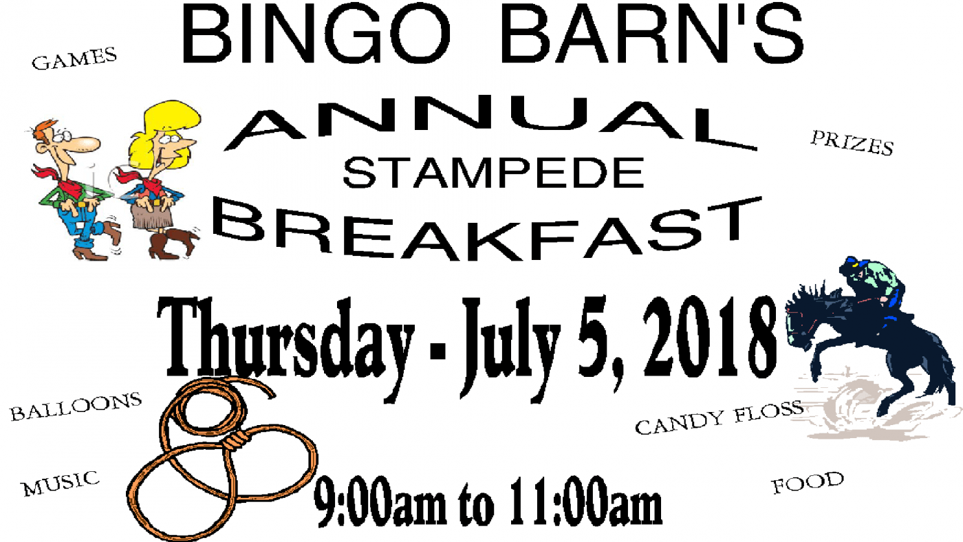 Bingo Barn In Calgary