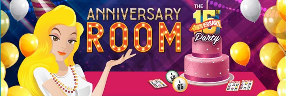 Bingo Billy 15 Anniversary