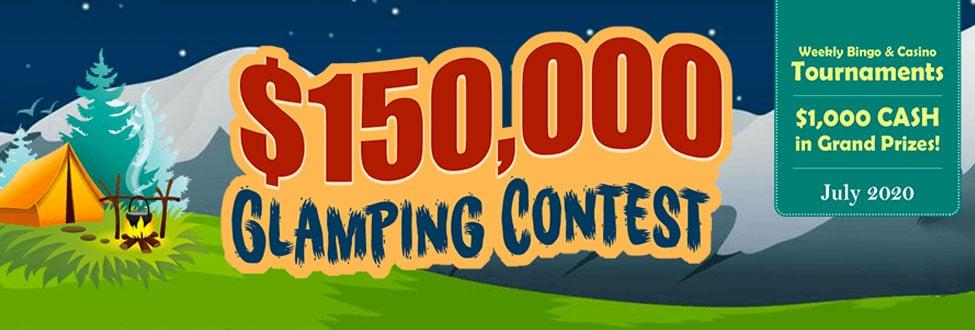 Amigo 150 Camping July