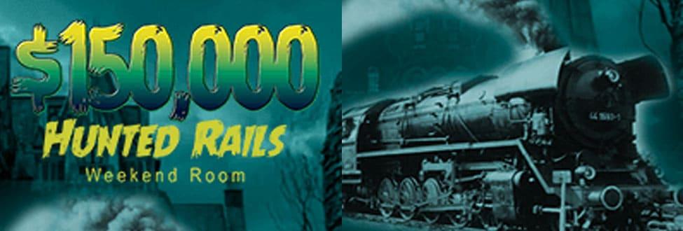 Haunted Rails Weekend Room October 2020