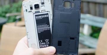 Pin điện thoại Samsung