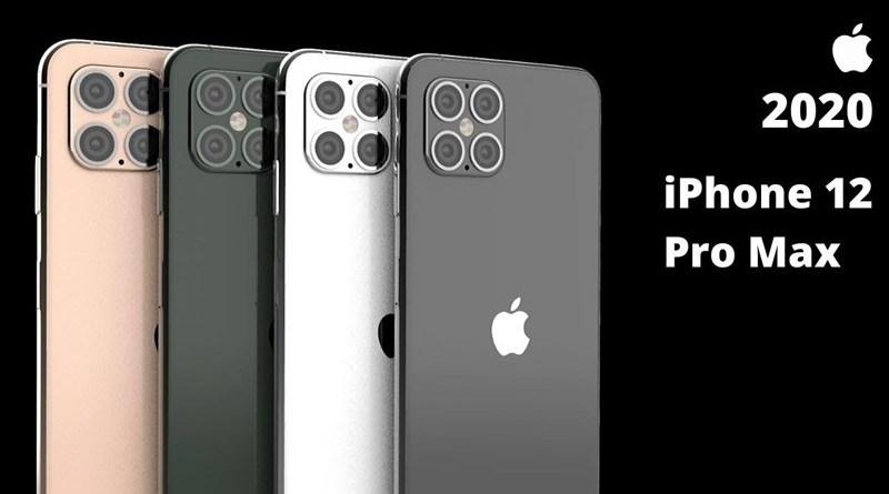 Camera iPhone 12 Pro Max