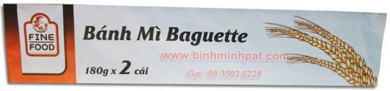 tui xach banh mi 550x129 Túi giấy đựng bánh mì ổ dài