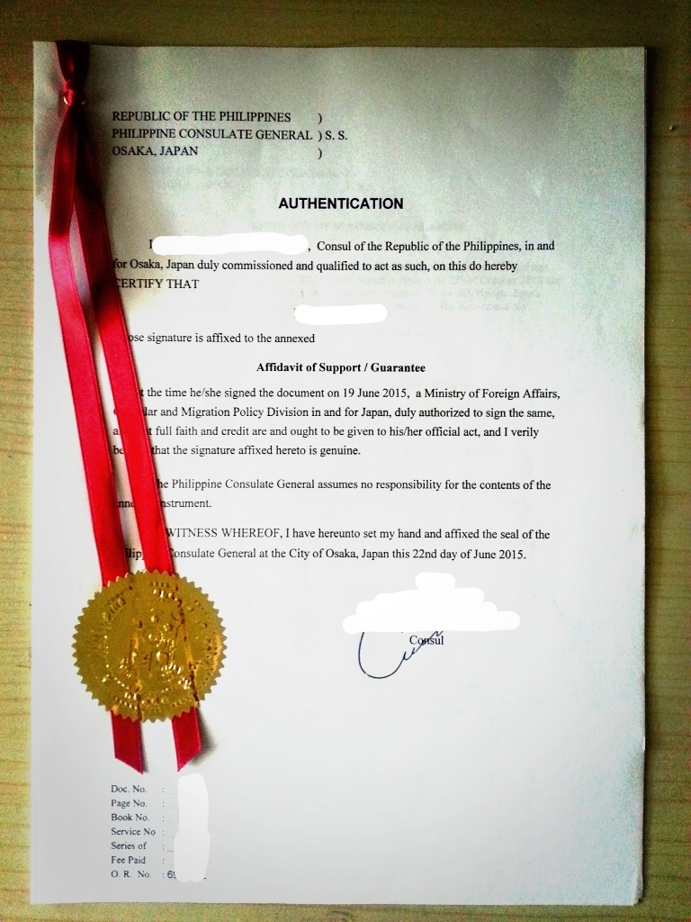 Authenticated_Notarized Affidavit Of Support_Guarantee_Redribbon2 ·  Authenticated Affidavit Of Support