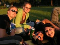 Picknick im Park 07. Mai