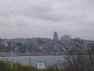 Aussicht vom Topkapı Palace