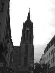 Frankfurt - Kaiserdom