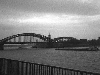Köln - Hohenzollernbrücke