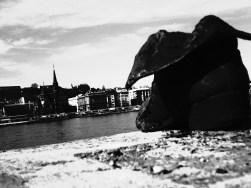 Budapest - Holocaustmahnmal