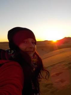 Candy in der Wüste