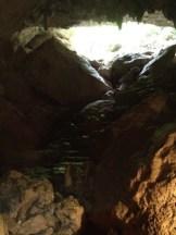 Höhlenausgang aus der Sumaging Cave