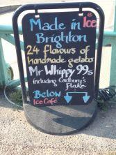 Eis in Brighton