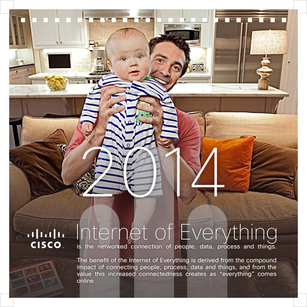 Cisco Calendar 2014 (1/6)