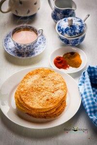 Masala Mathia Papad Recipe (Mathiya)