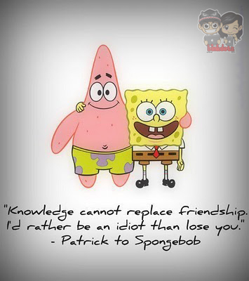 Knowledge-Cannot-Replace-Friends