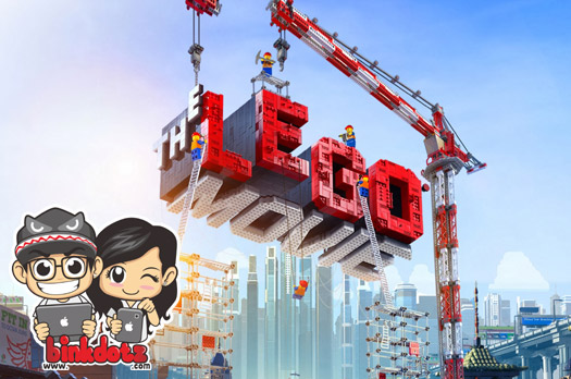 Review-The-Lego-Movie