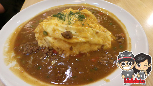 Minced-Beef-Omelet-Curry