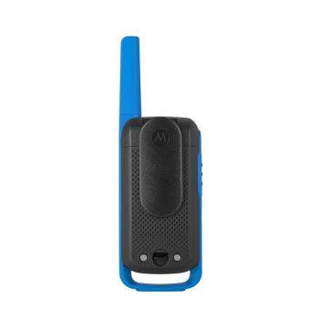 Motorola T62 blauw zwart 3