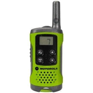 Motorola portofoon licentievrij T41 groen front