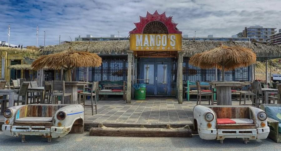 Mango's Beach-Bar in Holland
