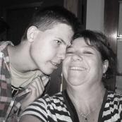 Vannessa Shearman - love for my son