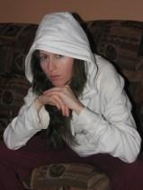 Back with the hood (Image of Celinka Serre)