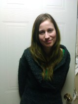 Lime green by the door 2 (Winter 2012) (Image of Celinka Serre)