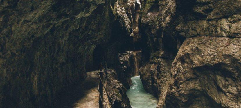 Ausflug zur und durch die Partnachklamm
