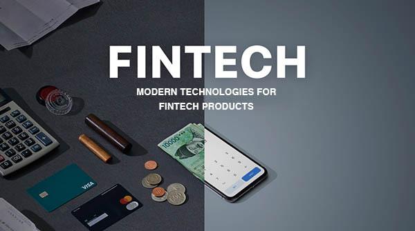 FinTech app product