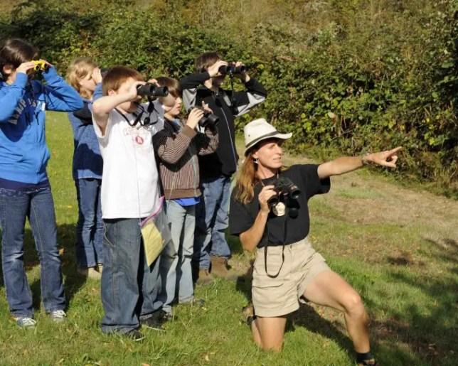 How to choose binoculars for wildlife viewing
